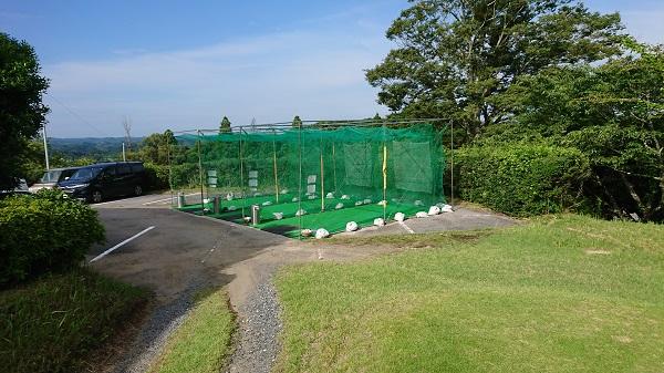 ゴルフ練習場ネット