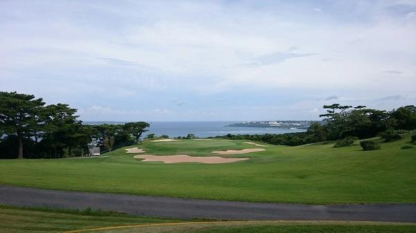ベルビーチゴルフコース画像
