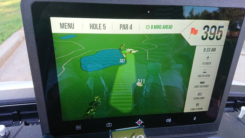 ゴルフ カート ハワイプリンスゴルフクラブ