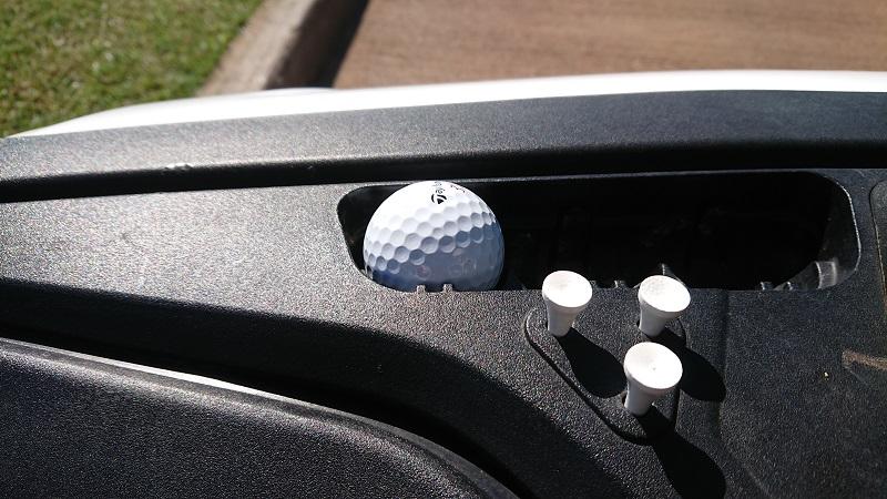 ハワイ ゴルフカート ハワイプリンスゴルフクラブ