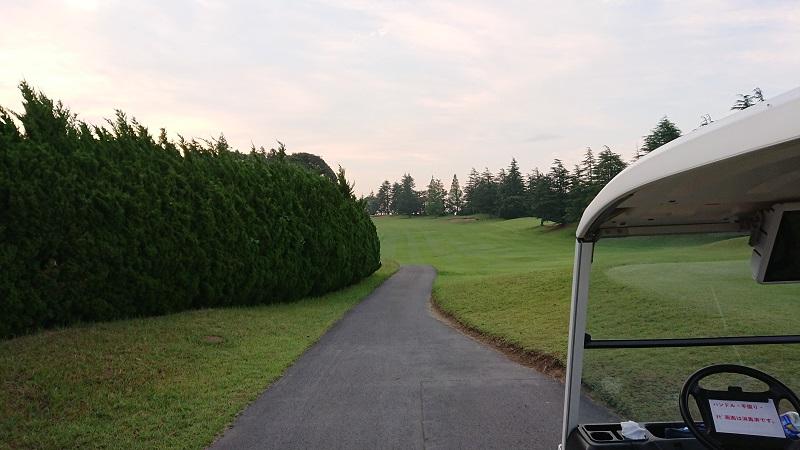 ゴルフ アーリーバード 早朝ゴルフ